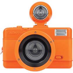 Lomography Lomography Fisheye No.2 35mm Camera (Vibrant Orange)