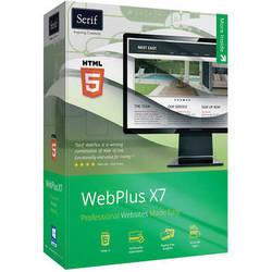 Serif WebPlus X7 (Download)
