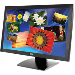 """3M M2467PW 24"""" Full HD Widescreen LED-Backlit IPS Multi-Touch Display"""