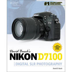 Cengage Course Tech. Book: David Busch's Nikon D7100 Guide to Digital SLR Photography, 1st Edition