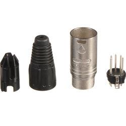 Neutrik NC5MX 5-Pin Male XLR Connector