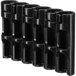 STORACELL SlimLine AAA Battery Holder (Tuxedo Black)