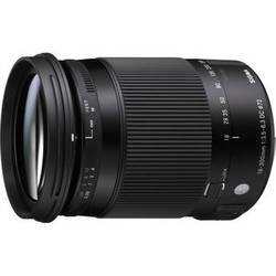 Sigma 18-300mm f/3.5-6.3 DC MACRO HSM Contemporary Lens for Sony A