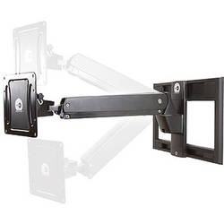 "OmniMount PLAY70DS Multi-Directional ActionMount for 30-60"" TVs (Black)"