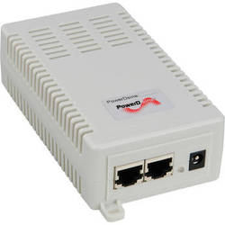 Microsemi PowerDsine PD-AS-951/12-24 4-Pairs High PoE Active Splitter (12/24 VDC Switching Output)