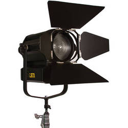 "ikan  White Star WS-F350 6"" Fresnel 350W LED Light (Black)"