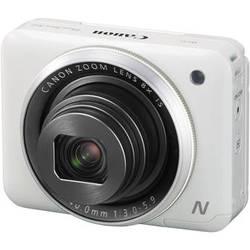 Canon PowerShot N2 Digital Camera (White)