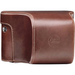 Leica Ever-Ready Case Vintage for X (Typ 113) Digital Camera (Leather, Brown)