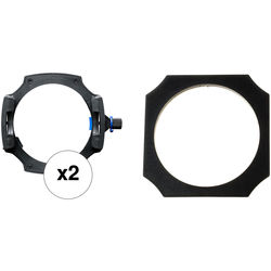 LEE Filters Foundation Kit (2x) with Accessory Tandem Adapter