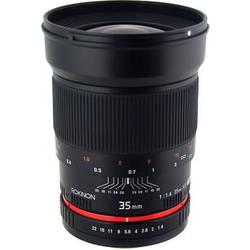 Rokinon 35mm f/1.4 AS UMC Lens for Fujifilm X Mount