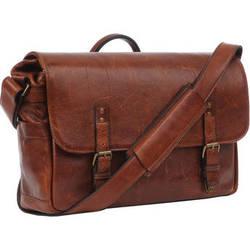 ONA Leather Union Street Messenger Bag (Walnut)