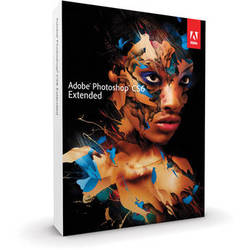 Adobe Photoshop Extended CS6 for Mac and Windows (Single User Educational License)