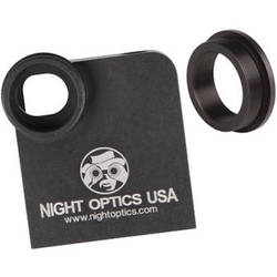 Night Optics iPhone 4/4s or 5/5s/5c/SE Adaptor Kit for D-7 Series NVD Sights