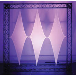 Odyssey Innovative Designs Scrim Werks Diamond Decor Panel - 3 Piece Display Set