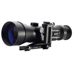 Night Optics 4x GEN 2 BW Argus 740 Night Vision Rifle Scope with Dual Reticle