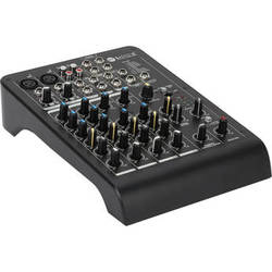 RCF LIVEPAD L-PAD 6X 6-Channel Mixing Console with Effects