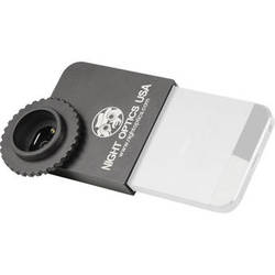 Night Optics iPhone 4/4s or 5/ 5s Adapter Plate for Select NVD