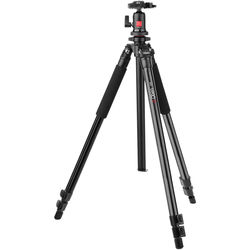 Oben AC-1341 3-Section Aluminum Tripod with BA-111 Ball Head
