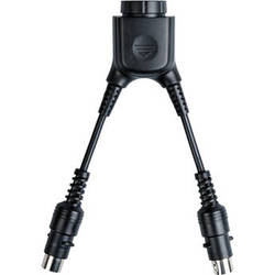 Interfit Strobies Pro-Flash 2-to-1 Adapter Cable