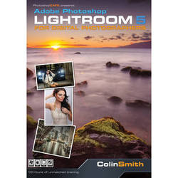 PhotoshopCAFE DVD: Lightroom 5 for Digital Photographers