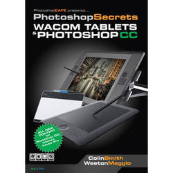 PhotoshopCAFE DVD-ROM: Wacom Tablets and Photoshop CC