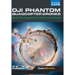 PhotoshopCAFE DJI Phantom Quadcopter Drones: Aerial Photography & Video Handbook (DVD)