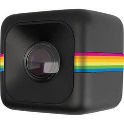 Polaroid Cube Lifestyle Action Camera (Black)