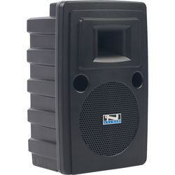 Anchor Audio LIB-8000U1AC AC-Only Liberty Platinum Speaker with Built-In Bluetooth & 1 Built-In Wireless Receiver