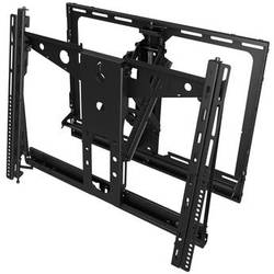 Premier Mounts Press & Release Pop Out Ultra Slim Extending Flat Panel Mount (Black)