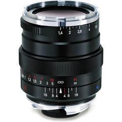 Zeiss 35mm f/1.4 Distagon T* ZM Lens for M-Mount (Black)