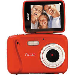 Vivitar ViviCam iTwist S124 (Red)