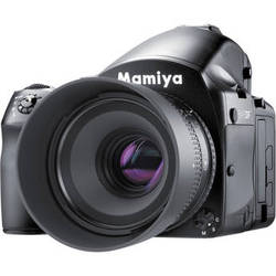 Mamiya Leaf Credo 50 Digital Back Kit with 645DF+ Medium Format DSLR and 80mm f/2.8 LS AF Lens