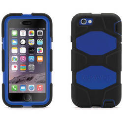 Griffin Technology Survivor All-Terrain Case for iPhone 6/6s (Black/Blue)