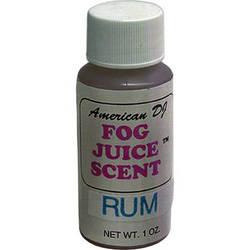 American DJ F-Scent for Fog Juice Scent (Rum)