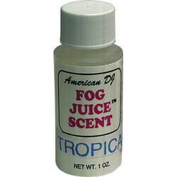 American DJ F-Scent for Fog Juice Scent (Tropical)