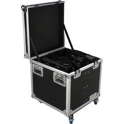 "Marathon MA-TUT222222W Tour Ready Utility Trunk Case with Casters (22 x 22 x 22"")"