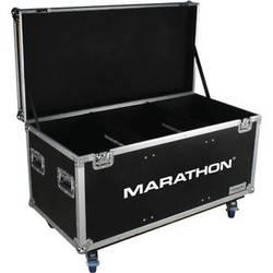 "Marathon MA-TUT603724W Tour Ready Utility Trunk Case with Casters (61.25 x 31 x 22.75"")"
