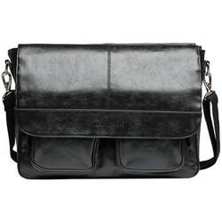 Kelly Moore Bag Kelly Boy Bag with Trolley Sleeve (Black)