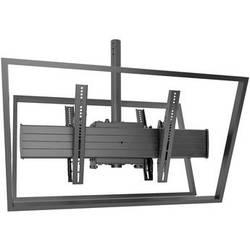 Chief FUSION X-Large Single Pole Flat Panel Ceiling Mount (Black)