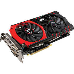MSI GeForce GTX 970 Gaming 4G Graphics Card
