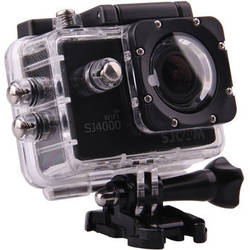 SJCAM SJ4000 Action Camera with Wi-Fi (Black)