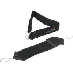 LifeProof Hand Strap and Shoulder Strap for iPad 10.5, Air & Air 2 frē and nüüd LifeProof Cases (Black)