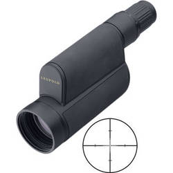Leupold 12-40x60 Mark 4 Spotting Scope (Straight Viewing, TMR Reticle)