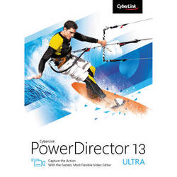 CyberLink PowerDirector 13 Ultra (DVD)