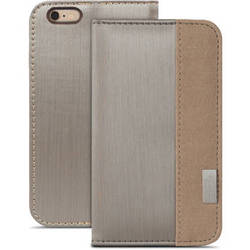Moshi Overture Case for iPhone 6/6s (Brushed Titanium)