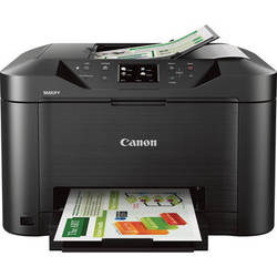 Canon MAXIFY MB5020 Wireless Small Office All-In-One Inkjet Printer