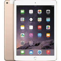 Apple 16GB iPad Air 2 (Wi-Fi + 4G LTE, Gold)