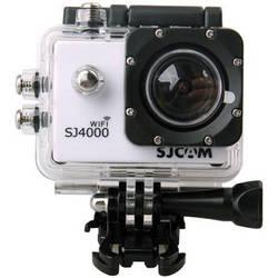SJCAM SJ4000 Action Camera with Wi-Fi (White)