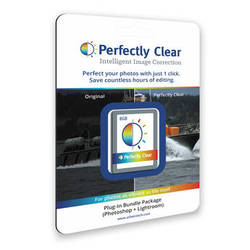 Perfectly Clear Perfectly Clear 2.0 Plug-In Bundle for Photoshop and Lightroom (SDHC Card)