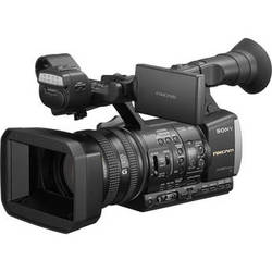 Sony HXR-NX3/1E NXCAM Professional Handheld Camcorder (PAL)